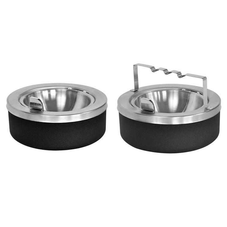 Flip Top Tabletop Ashtray